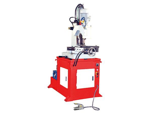 HVS-355全油压半自动圆锯机